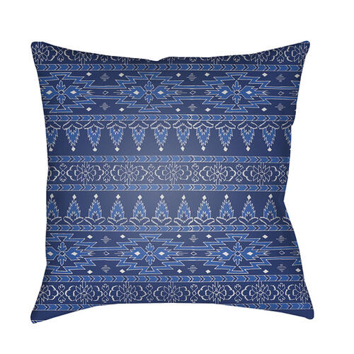 "Indigo Blues ID-022 18"" x 18"""