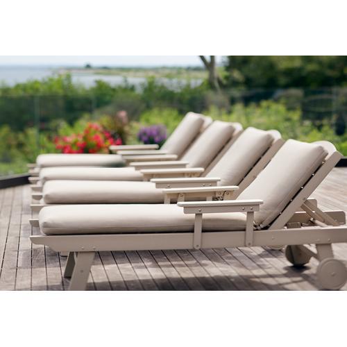 Seaside Casual - Kingston Chaise Folding Arm Kit (047)