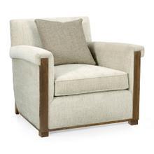 Barcelona Lounge Chair, Upholstered in Shambala