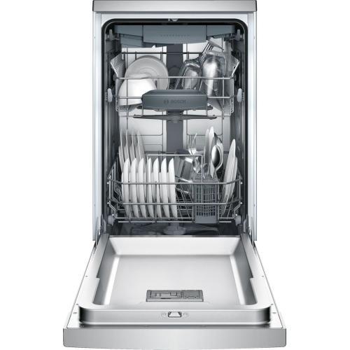 800 Series Dishwasher 17 3/4'' Stainless steel SPE68U55UC