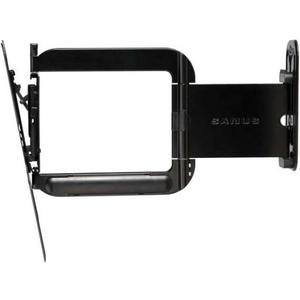 """Sanus - Black Super Slim Full-Motion Mount for 32"""" - 50"""" flat-panel TVs"""