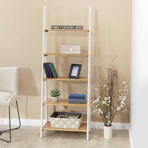 Medford Ladder Bookcase