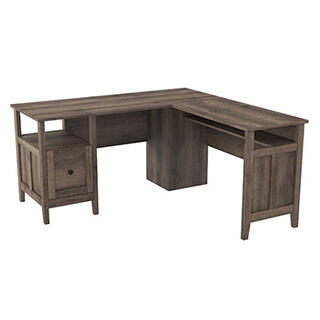 Arlenbry Home Office Desk Return