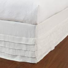 Retired Waterfall Bed Panel, WHITE, TW