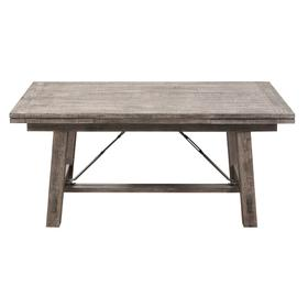 Emerald Home Dakota Refectory Leaf Dining Table Pine D570-15-05