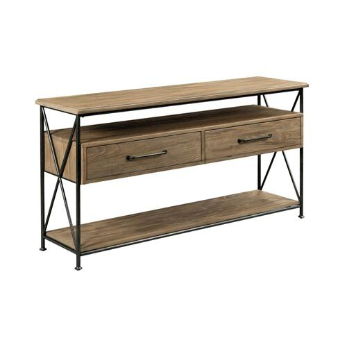 Kincaid Furniture - Modern Forge Sofa Table