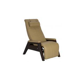Human Touch - Gravis ZG Chair - Sand - Mahogany