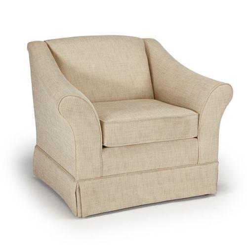 Best Home Furnishings - EMELINE0SK Club Chair