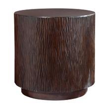 Cylinder Side Table