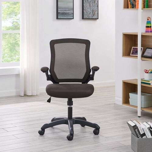 Veer Mesh Office Chair in Brown