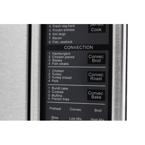Convection Microwave Oven - VMOC