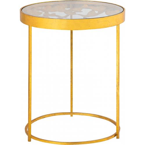 """Butterfly End Table - 16"""" W x 16"""" D x 20"""" H"""