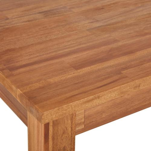 "Tiburon 71"" Dining Table, Amber"