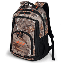 Get outdoors and be active with this backpack.