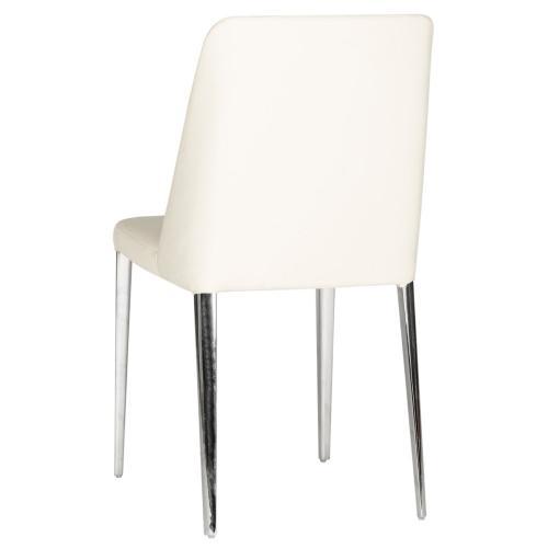 Baltic 18'' H Linen Side Chair - Linen Beige