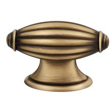 Tuscany Knob A231 - Unlacquered Brass