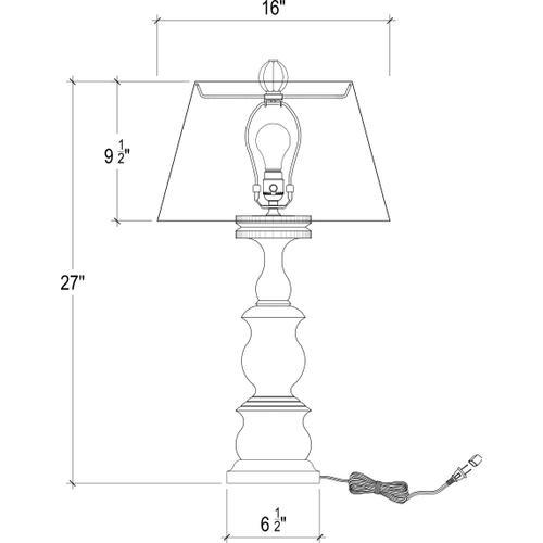 Gallery - Bobeche Small Table Lamp