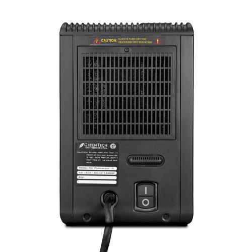 pureHeat 2-in-1 Heater & Air Purifier