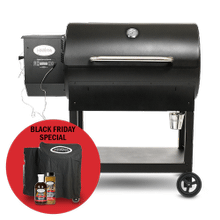 Country Smokers CS570 & ACCESSORIES PACKAGE