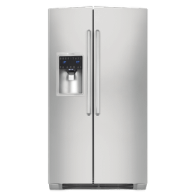 Counter-Depth Side-By-Side Refrigerator with IQ-Touch™ Controls