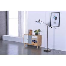 See Details - 2803 STEEL Task Floor Lamp