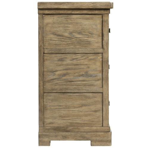 Milton Park - Seven Drawer Dresser - Primitive Silk Finish