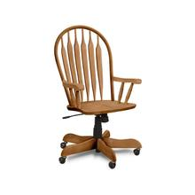 Deluxe Steambent Windsor Arm Chair