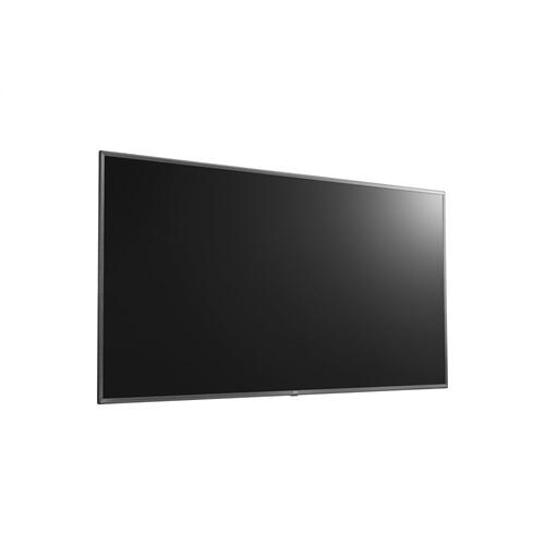 "75"" US340C Series UHD Commercial TV with HDR10, USB Cloning & Auto Playback, Customizable Welcome Screen, Certified Crestron Connected® and Scheduler"