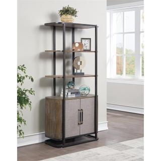 See Details - Two Door Bookcase 2 CTN