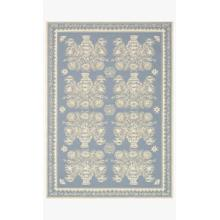 AME-01 RP Vase Dusty Blue Rug