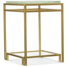 Skyline Floating Shelf Accent End Table