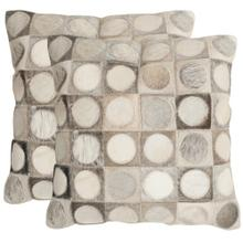 Brigitte Pillow - Muti / Grey