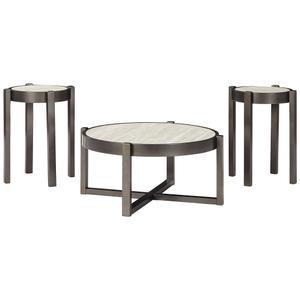 Ashley FurnitureSIGNATURE DESIGN BY ASHLEYLannoli Table (set of 3)