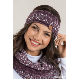 In a Flurry Headband (6 pc. ppk.)