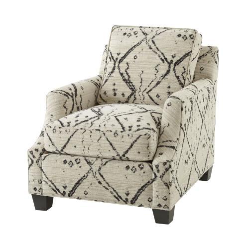 Massoud Furniture - Club Chair