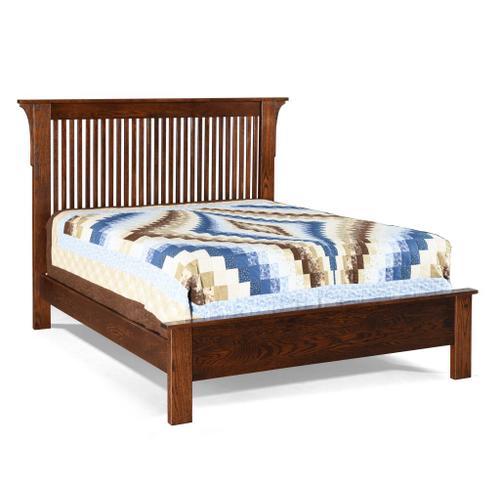 Archbold Furniture - Franklin Spindle Bed