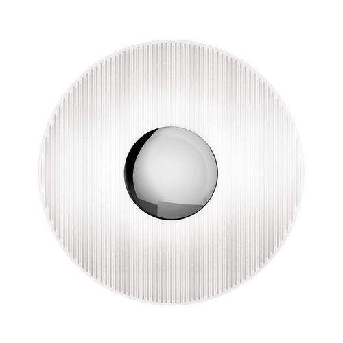 Sonneman - A Way of Light - Meclisse LED Sconce [Color/Finish=Polished Chrome w/Etched Glass]
