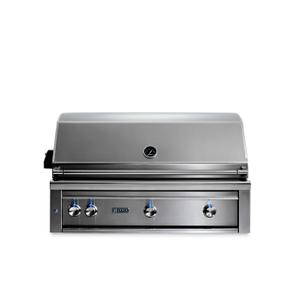 """Lynx42"""" Lynx Professional All Trident™ Built In Grill Rotisserie, LP"""