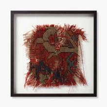 0306540023 Vintage Textile Wall Art