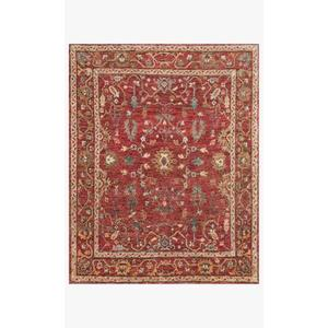 Gallery - EU-05 Red / Red Rug