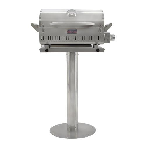 "Blaze 17"" Pedestal for the Professional Portable Grill"