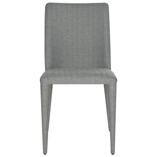 Garretson 18'' Linen Side Chair - Grey