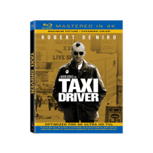 Taxi Driver (4K-Mastered) - Blu-ray