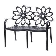 See Details - Lotus Cushion Settee