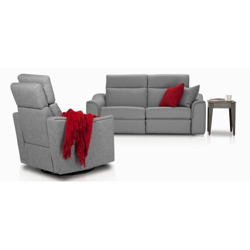 Rodolfo Apartment sofa with Premium Option (041-042)