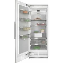 F 2811 SF MasterCool freezer For high-end design and technology on a large scale.