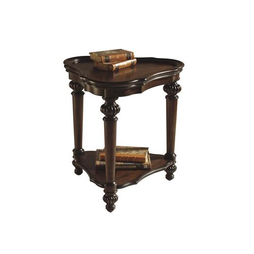 Magnussen Home - Shaped Accent Table