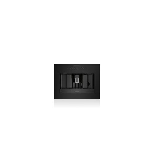 "24"" Coffee System - Black Glass"