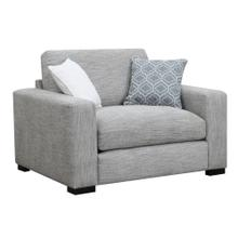 Emerald Home U3286-02-13 Medina Accent Chair, Gray