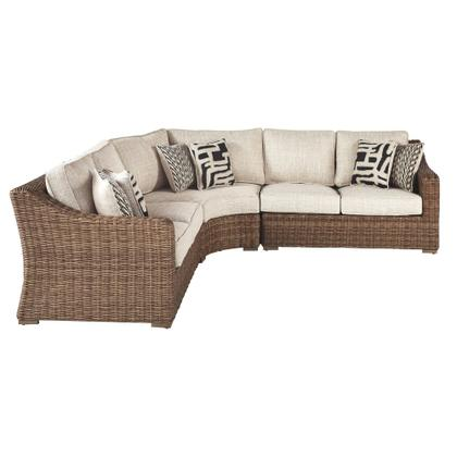 See Details - Beachcroft 3-piece Outdoor Seating Set